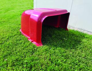 Pokrywa stacji ładującej plastik L200R/ L250 czerwona