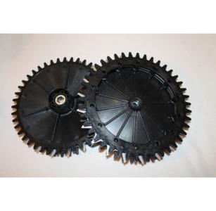 Koło z kolcami metalowymi L200R/L300R
